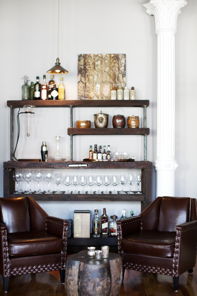 Your home bar needs some excellent glasses.