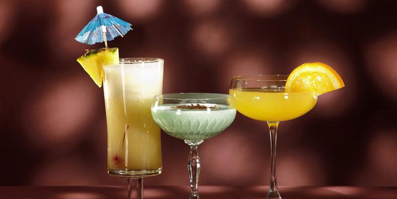 Disco Cocktails